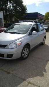 2012 Nissan Versa   Low KM   No Accidents   New Tires and Brakes