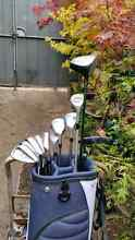 TaylorMade Miscela Club Set for Sale Thornbury Darebin Area Preview