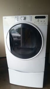 Kenmore HE3 Dryer with pedestal, free delivery