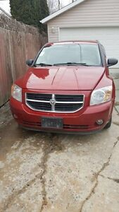 2007 Dodge Caliber SXT Safetied with low KMS