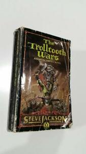 The Trolltooth Wars written by Steve Jackson
