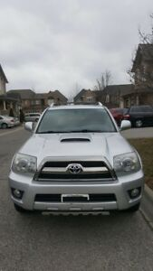 LOW 178KM FULLY LOADED 2007 TOYOTA 4RUNNER SPORT EDITION V6