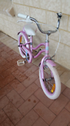 Girls vintage bike (4-7 years) Joondalup Joondalup Area Preview