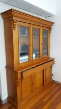 Large Solid Timber Buffet Cabinet Milton Brisbane North West Preview