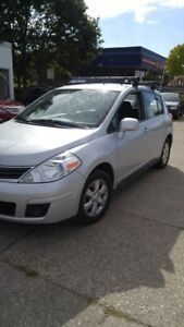2012 Nissan Versa | Low KM | No Accidents | New Tires and Brakes