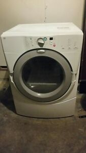 Whirlpool Duet Gas Dryer with delivery