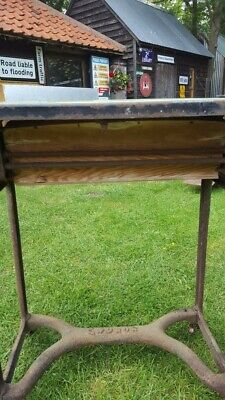 Antique Mangle Table