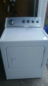 Whirlpool Electric Dryer (can deliver)