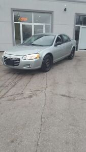 2006 CHRYSLER SEBRING !! JUST TRADED IN MINT CONDITION!!!
