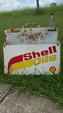 FOR SALE Oil Rack,Neptune Oil, Castrol and coke signs plus more. Branxton Singleton Area Preview