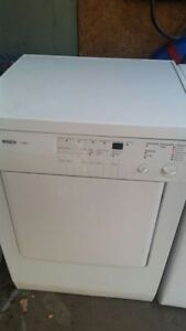 Bosch apartment-size electric dryer