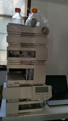 Agilent1100 Hplc Pda Quart Pump Autosampler Chemstation Warranty 3 Month