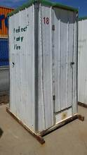 #18 Ex Hire Portable Ground Mount Toilet as is condition. Echuca Campaspe Area Preview