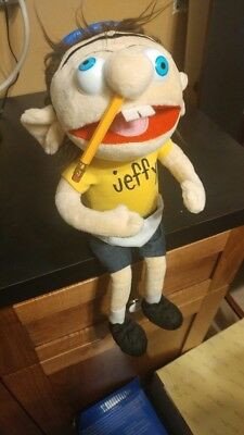 "jeffy Doll   15""  Custom   plush    High Quality see our jeffy Puppet"