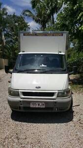 Ford Transit Fully Fitted FOOD TRUCK in EXCELLENT CONDITION Cornubia Logan Area Preview