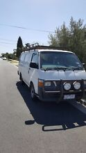 1999 Toyota Hiace van manual Campbellfield Hume Area Preview