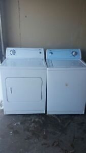Inglis washer and dryer set, free delivery