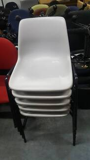 PLASTIC STACKING CHAIR event seating outdoor dining party