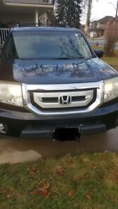 Honda pilot 2009 new tires all season and new battery  as as