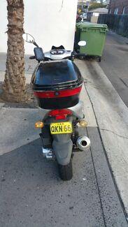 TORINO SCOOTER 125cc !! 9.5 months rego