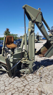 Backhoe Attachment. Acs 1000 Series Quick Disconnect. Case W20 W24 W36 Others