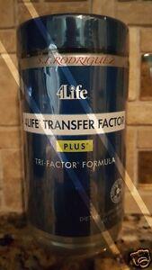 4Life Transfer Factor Plus TRI-FACTOR ONE BOTTLES   *** EXP 05/ 2018 ***