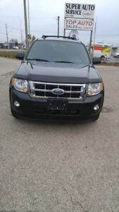 2011 Ford Escape XLT | 4 cyl | One Owner | Certified | Warranty