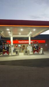 Gas Station and car wash for lease