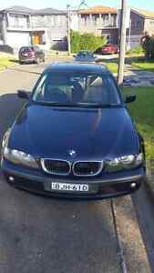 BMW 318i Fully optioned Auto low k's Lidcombe Auburn Area Preview