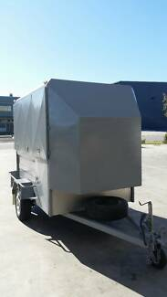 Enclosed Custom Lockable Trailer Winthrop Melville Area Preview