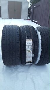 225/45/17 Continental tires.