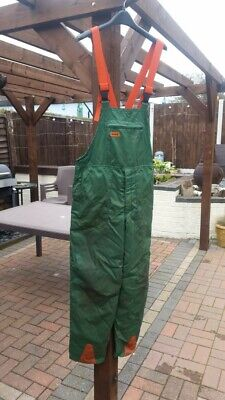 Sthil chainsaw bib and brace / Trousers