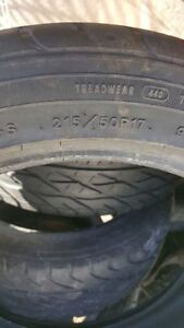 Used tires for sale $260 (4 tires)