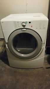 Whirlpool Duet Gas Dryer, free delivery
