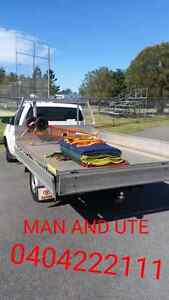 MAN AND UTE DELIVERIES '' Bundall Gold Coast City Preview