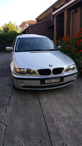 BMW 318i  ***PRICED TO SELL*** Maribyrnong Maribyrnong Area Preview