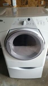 Whirlpool Duet Dryer with free delivery