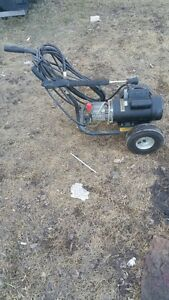 PRESSURE WASHER 1500psi (3 phase) 220v
