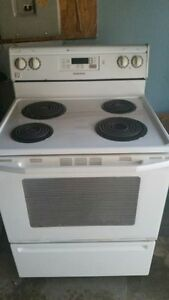 Maytag Electric Stove, free delivery