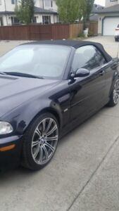 2004 meticulously clean BMW M3 conv