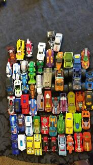 Hot Wheels Cars and Tracks