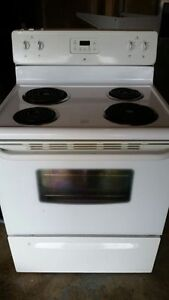 White Electric Stove, free delivery