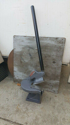 Beverly Shear Model B2a Throatless Shear Patented Others Pend. Sheet Metal Worki