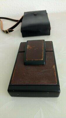 Polaroid SX-70 Land Camera Original Instant Film Sofortbildkamera Funktionsfähig