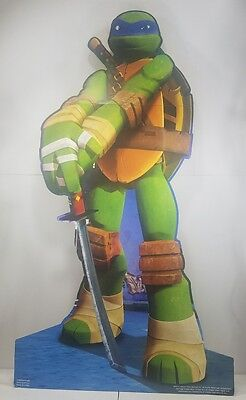 Party Standups (TMNT LEONARDO BIRTHDAY STANDEE * teenage mutant ninja turtles standups *)