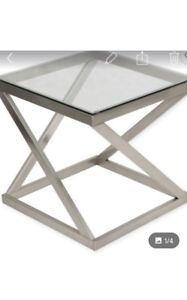 2  End Tables 75 Each Or $120 Both