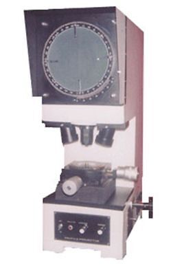200mm Dia 50x Magnification Profile Projector Measurement Micrometers