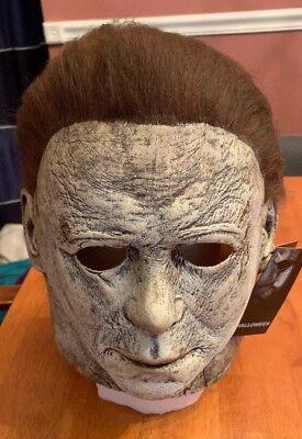 Michael Myers Mask 2018 Halloween Movie TOTS Trick or Treat Sudios Tagged - Halloween Movie Trick Or Treat