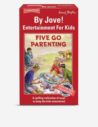 Enid+Blyton+By+Jove%21+Entertainment+For+Kids%2C+100+Classic+Games+and+Activities.