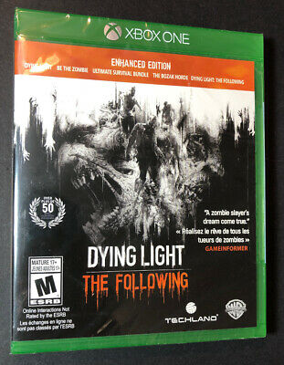 Dying Light The Following [ Enhanced Edition ] (XBOX ONE) NEW segunda mano  Embacar hacia Mexico